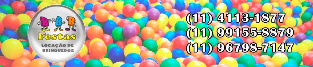 BBB Festas - Locação de Brinquedo