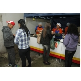 aluguéis de barraca para festas infantis Jardim Londrina
