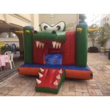 aluguel de pula pula para festa infantil Jardim Guedala