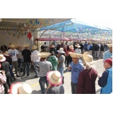 barraca para festa preço  Fazenda Morumbi
