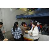 barracas de comida para festas juninas Interlagos