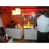 barraquinhas de pipoca para festa Jundiapeba