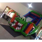brinquedos infláveis para festas Parque Vitória