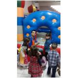 brinquedo inflável para aniversário