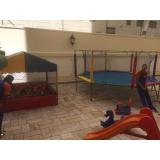 cama elástica infantil para festa Jardim Guapira