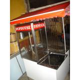 carrinho de pipoca doce e salgada  preço Guarulhos