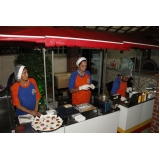 empresa de aluguel de barraca para festa infantil Santa Teresinha