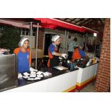 empresa de aluguel de barracas de comida Vila Suzana