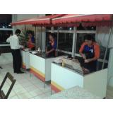 empresa de barraquinha de comida para festa infantil Imirim