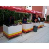empresa de barraquinha de crepe para alugar Jardim Guapira