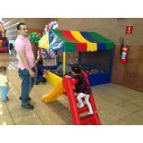 empresa de brinquedo para festa alugar Higienópolis