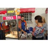 empresa de carrinho de pipoca para aniversário Chácara do Piqueri