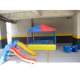 piscina de bola infantil pequena  preço Francisco Morato
