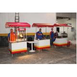quanto custa barraca de comida para festa infantil Chácara do Piqueri
