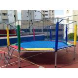 quanto custa cama elástica para festa infantil Vila Mazzei